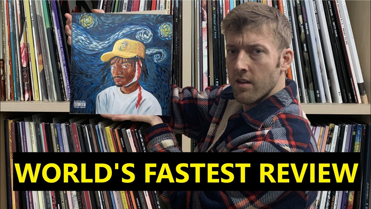 Reviewing Zelooperz' Van Gogh's Left Ear in 10 seconds or less
