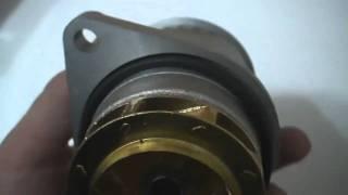 HAMAR představuje: Vodní čerpadlo SKF VKPC81419