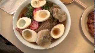 Hamura Saimin Feast on Kauai