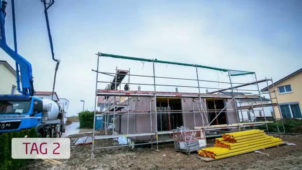 Ein SteinHaus Hausaufbaufilm - YouTube