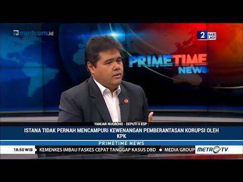 Jokowi Tak Pernah Campuri KPK Berantas Korupsi Mp3