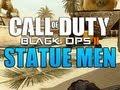 Black Ops 2 - STATUE MEN #5 (Awesome Axe kill, Lui Calibre Fail)
