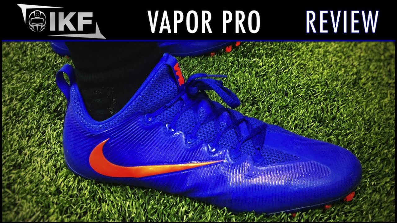 cacb335af9a4 Nike Vapor Untouchable Pro Review - Ep. 295 - YouTube