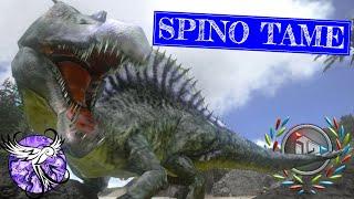 WE GOT A SPINO!!!   Nomadic Survival EP8   ARK Survival Evolved Mobile