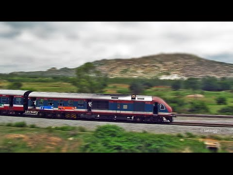Thumbnail: High Speed trains on Bangalore Chennai Line : Indian Railways 2