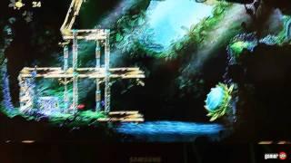 Repeat youtube video Rayman Origins - HD Gameplay, 2011 Gamescom
