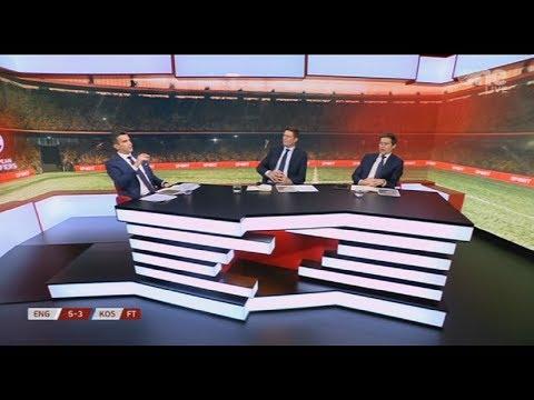 England 5-3 Kosovo Post Match Analysis