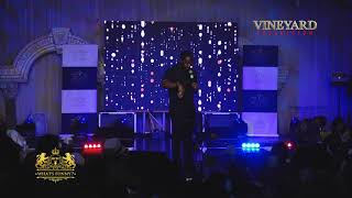 Teju BabyFace classy performance at MCPC What39s Funny Houston TX