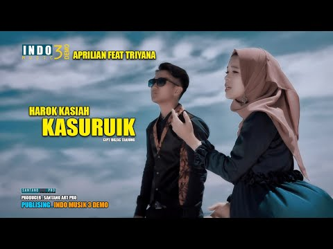 Aprilian feat. Triyana - Harok Kasiah Ka Suruik