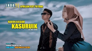 Download lagu Pop Minang Terbaru - Harok Kasiah Ka Suruik - Aprilian Feat Triyana(Official music Video) MV