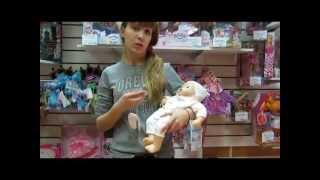 Видео инструкция к кукле Беби Анабель с мимикой.(Смотрите подробный видео обзор по кукле Бэби Аннабель с мимикой немецкой компании Zapf Creation. В ролике Вы позн..., 2014-04-03T08:44:25.000Z)