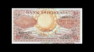Uang kuno indonesia jaman dulu koleksi uang kuno