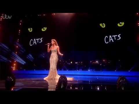Nicole Scherzinger  Memory  Olivier Awards 2015