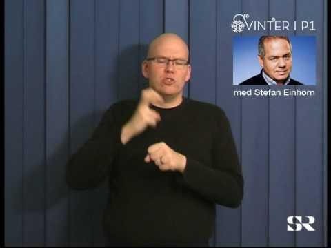 SR P1: Vinter med Stefan Einhorn, del 5 av 8