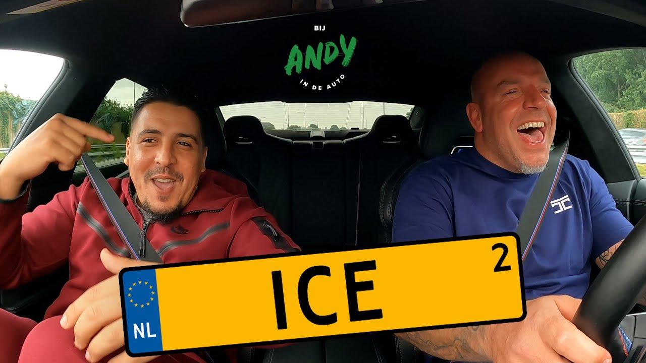 ICE part 2 – Bij Andy in de auto!