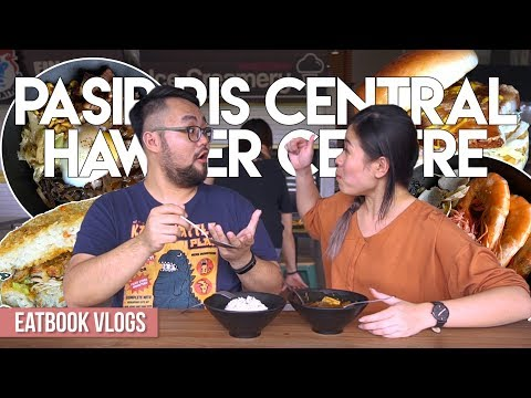 GUIDE TO PASIR RIS CENTRAL HAWKER CENTRE | Eatbook Vlogs | EP 51