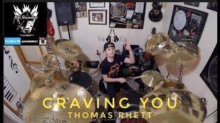 "Alex Shumaker 11 year old drummer ""Craving You"" Thomas Rhett"