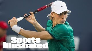 Inside Denis Shapovalov's Rise: Why His Potential Is Limitless | Rising Stars | Sports Illustrated