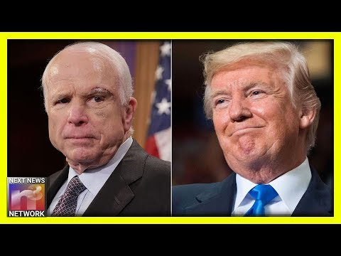 Trump Shows NO REMORSE, Calls Out McCain AGAIN And This Time It Was THE STRONGEST