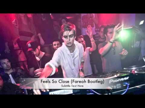 Calvin Harris - Feels So Close (Fareoh Bootleg)