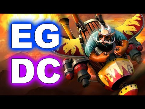 EG vs DC - NA Crazy Action! - DreamLeague 8 Major 7.07 DOTA 2