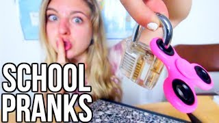 DIY Back to School Pranks You NEED to Try!!