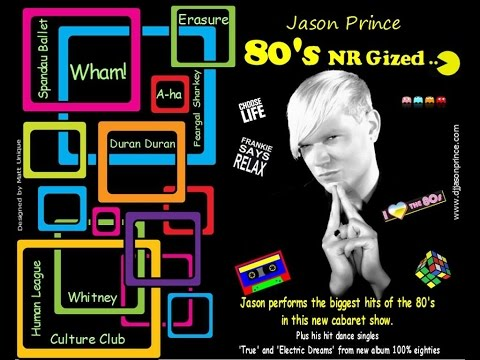 Jason Prince 80's NRGized Mix