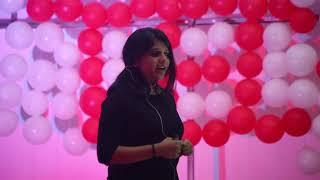 Giving old books a new life | Cindy Rose Mathew | TEDxSRMKattankulathur