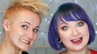 Farbowanie włosów - wywiad z Patrycją cz 1 - [ Red Lipstick Monster ]