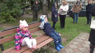 Юлия Милитан Праздник двора  ДКДЦ ПОЛЁТ 6 сентября 2021 года2