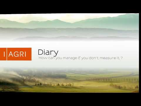 iAgri Online - Diary