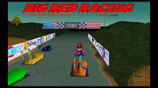 Big Red Racing!! (No Commentary)