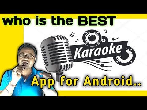 best-karaoke-app-for-android..2019