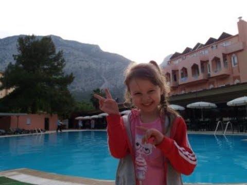 Club Hotel Beldiana 4* Турция. Бельдиби. Полный обзор.Май 2017