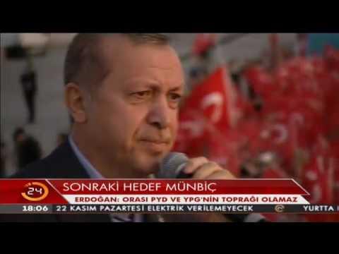 Cumhurbaşkanı Erdoğan'dan AB'ye özgürlük Eleştirisi: Bunların özgürlük Anlayışı Bu!