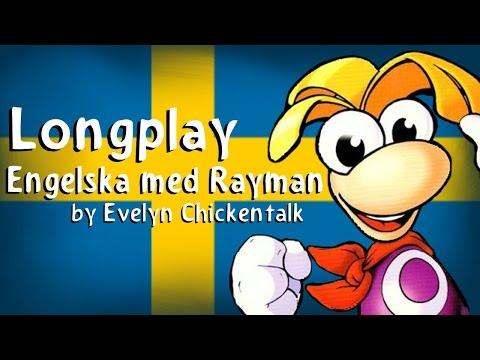 Longplay - Engelska med Rayman (Win98) [Swedish/English]