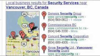 Security Company - Online Marketing