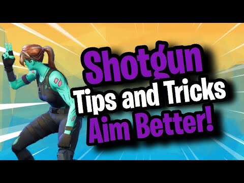 BEST ADVANCED SHOTGUN TIPS! AIM AND SHOTGUN MECHANICS FOR SEASON 6! Fortnite Console Tips and Tricks