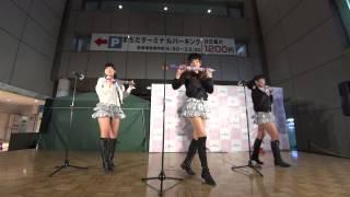 2014年11月15日(土) 12:00~ 、町田ターミナルプラザで恒例のご当地アイ...