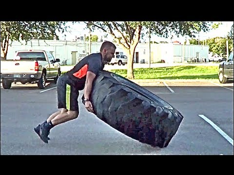 Strength Camp eCoach: Tire Flip