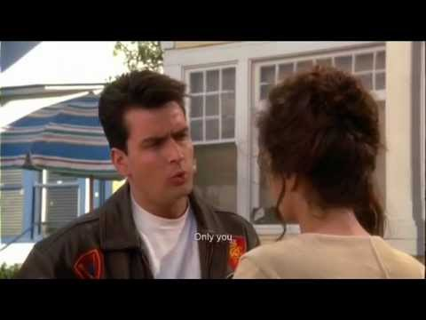 """Hot Shots! """"Only You (and You Alone)"""" Charlie Sheen & Valeria Golino thumbnail"""