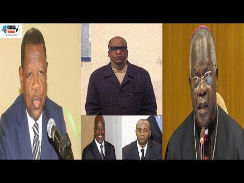 5 Minutes avec César NGADI : Apupoli MENDE grave. A défendre MONSENGWO. Alobeli Batu bakufi na Mbula