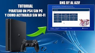 TUTORIAL PIRATEAR UN PS4 5.05 SIN PC Y COMO ACTIVARLO SIN WI-FI