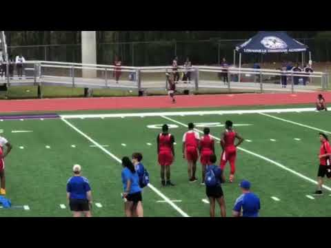 Chestnut log middle school 4x1m