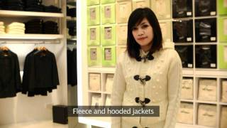 How to choose suitable winter wear @ Tampines 1