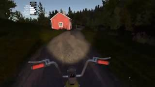 My Summer Car moped gameplay
