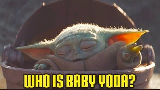 Who is Baby Yoda Why does the Empire want him