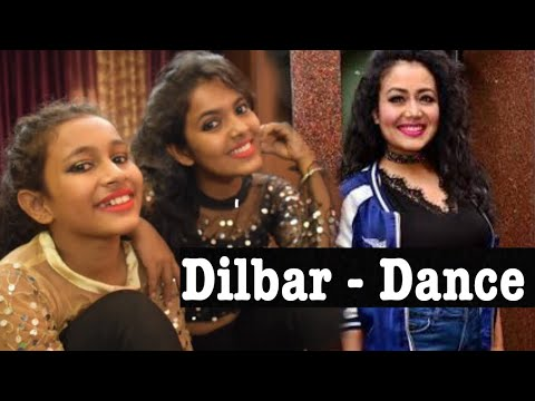 Dilbar Dance Cover | Neha Kakkar | Vinita & Sanchita Mondal