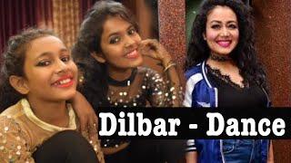 Dilbar Best Dance Cover | Neha Kakkar | Vinita & Sanchita Mondal | Mondal Sisters