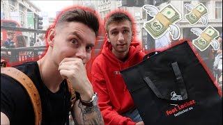 SNEAKER SHOPPING IN LONDON FT THEREALRAYRAY20